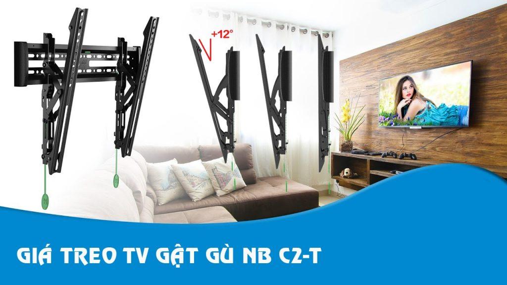 Giá treo tivi gật gù NB C2-T từ 32 - 55 inch nhập khẩu