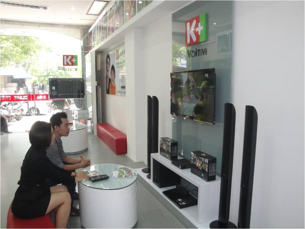 Dịch vụ Truyền hình K+ Nguyễn Văn Linh Đà Nẵng